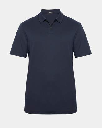 Theory Cotton Pique Standard Polo
