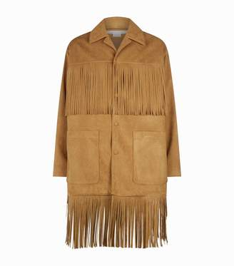 Stella McCartney Jimmy Fringed Jacket