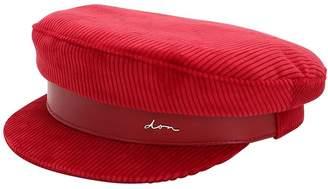 Corduroy Captain's Hat