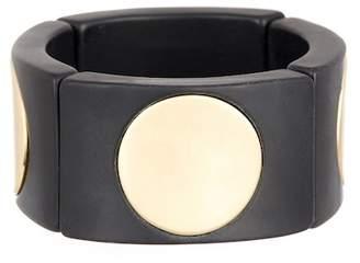 Lucky Brand Wood Dot Stretch Bracelet