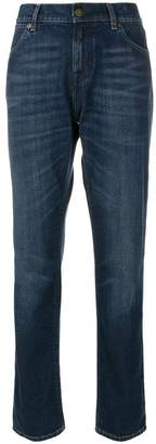Tom Ford washed boyfriend jeans