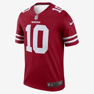Nike NFL San Francisco 49ers Legend Jersey (Jimmy Garoppolo) Men's Jersey