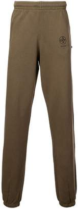 Off-White back print track pants