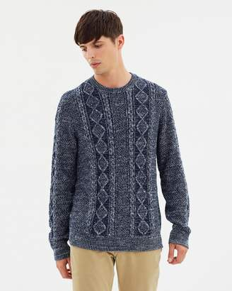 Levi's Fisherman Cable Crew Knit