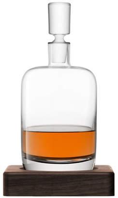 Lsa International Whisky Renfrew Glass Decanter