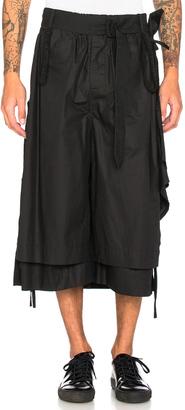 Craig Green Layered Shorts $549 thestylecure.com