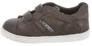 Tod's Boys' Low-Top Logo Sneakers