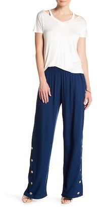 Leibl '38 Twill Wide Leg Pant $98 thestylecure.com