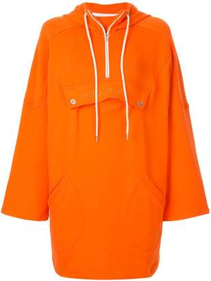 Walk Of Shame hoodie-style dress