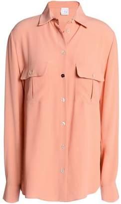 Stella Jean Crepe Shirt