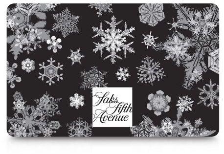 Multi-Snowflake Gift Card