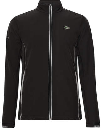 Lacoste Tennis - Novak Djokovic Stretch-Jersey Zip-Up Jacket