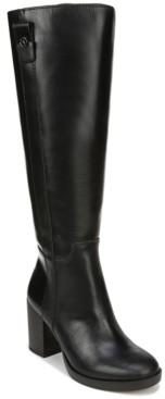 Franco Sarto Kendra Wide Calf Boots Women's Shoes