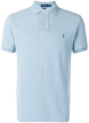 Polo Ralph Lauren classic logo polo shirt