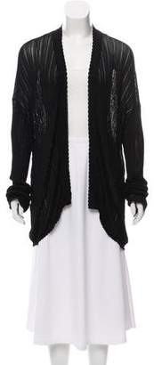 Alaia Knit Long Sleeve Cardigan