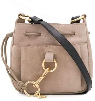 f70b39d16be5 See by Chloe drawstring shoulder bag