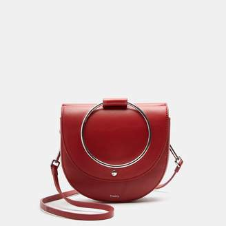 Theory Whitney Bag in Nappa Leather