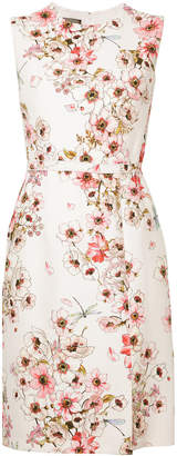 Giambattista Valli floral embroidered dress