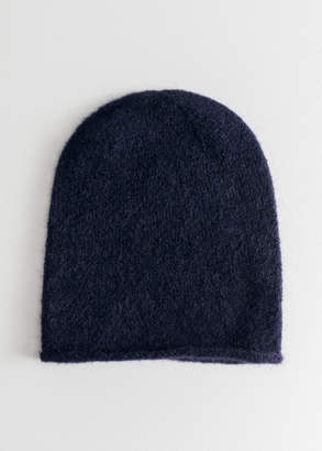 And other stories Slouchy Wool Blend Beanie