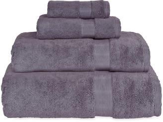DKNY Mercer Plain Dye Towel - Dusky Lavender - Bath Towel