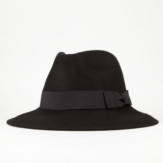 Wide Brim Womens Fedora