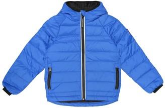 Canada Goose Kids PBI Bobcat down hoodie