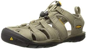 KEEN Women's Clearwater CNX Leather Sandal $33.07 thestylecure.com