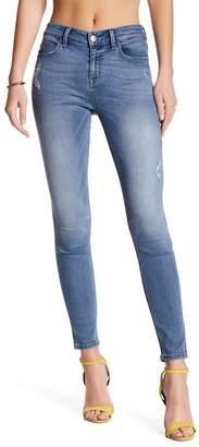 Level 99 Janice Distressed Ultra Skinny Jeans