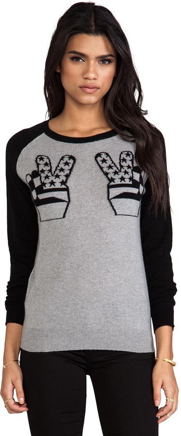 Zoe Karssen Peace Cashmere Sweater