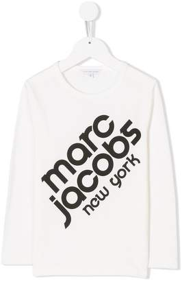Little Marc Jacobs branded T-shirt