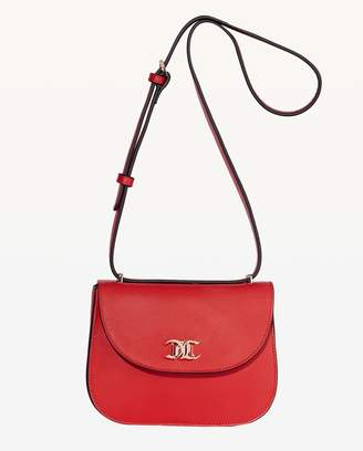 Juicy Couture Cameron Leather Saddle Bag