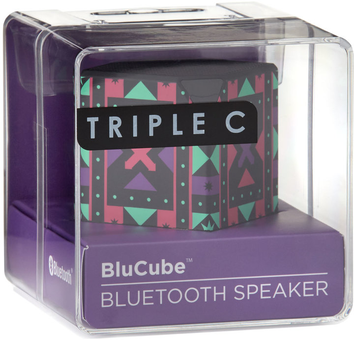 Triple C Designs BluCube Portable Bluetooth Speaker, Nomad