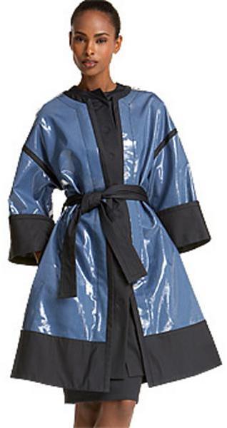 Zac Posen Rain Coat