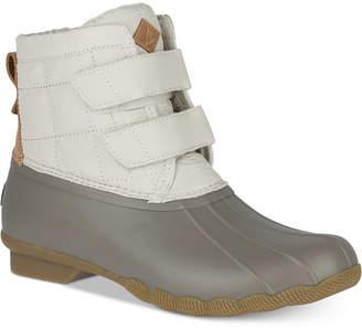 Sperry Women's Saltwater Jetty Duck Booties Women's Shoes