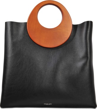 Michael Kors Collection Summerset Ring Tote $1,215 thestylecure.com