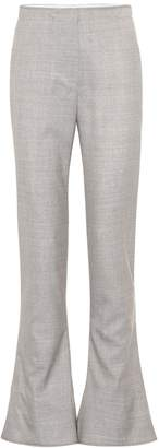Acne Studios Toni wool trousers