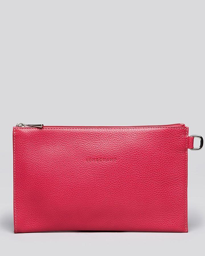 Longchamp Cosmetic Case - VF Flat Leather