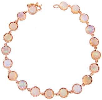 Irene Neuwirth Crystal Opal Bracelet - Rose Gold