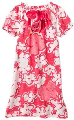 Morgan & Milo Ruby Graphic Print Dress (Toddler, Little Girls, & Big Girls)
