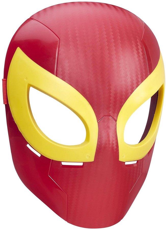 Spiderman Iron Spider Hero Mask