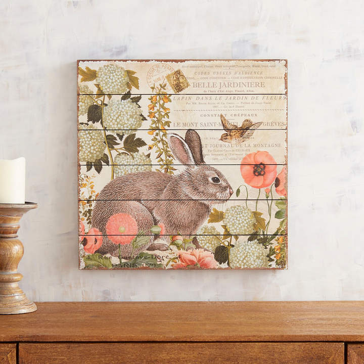 Belle Jardinere Wall Decor