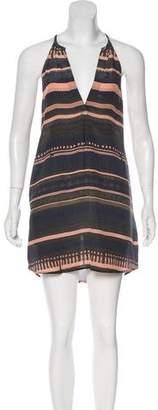 3.1 Phillip Lim Printed Silk Dress