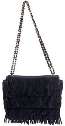 Tory Burch Fringe-Trimmed Crossbody Bag