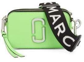 Marc Jacobs Snapshot Fluoro Leather Camera Bag