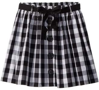Kate Spade Kids - Gingham Skirt
