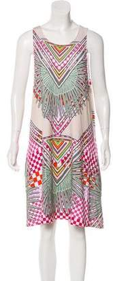 Mara Hoffman Printed Sleeveless Dress