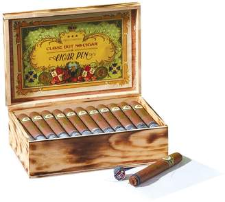 Twos Company Cigar Pen Boxes (Set of 2)