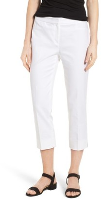 Women's Cece Crop Pants $79 thestylecure.com