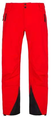 Peak Performance Chani Goretex Ski Trousers - Mens - Red