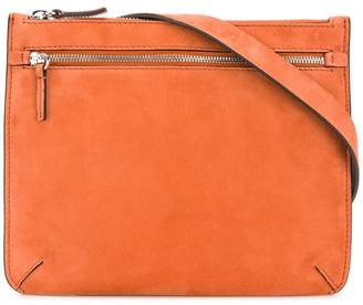 Theory zipped crossbody bag